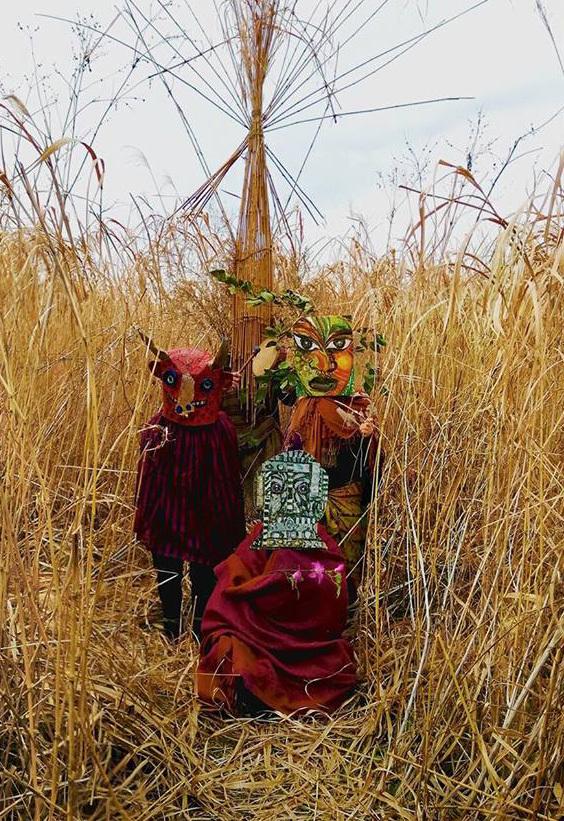 2/23~3/10 原始文化祭展_e0256436_21015292.jpg