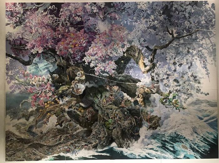 森美術館「カタストロフと美術のちから」展_e0359436_09590017.jpg