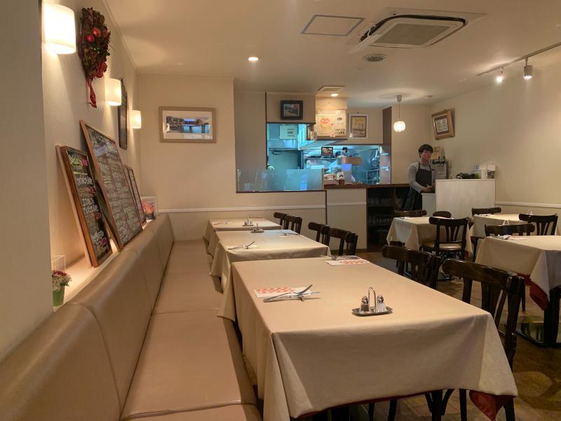 カジュアルフレンチの美味しいお店   パリの食堂_a0359239_00475380.jpg