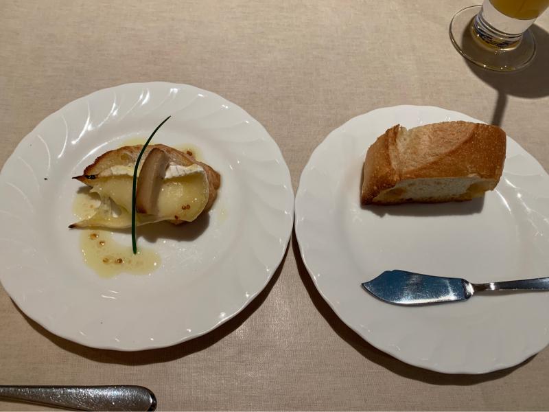 カジュアルフレンチの美味しいお店   パリの食堂_a0359239_00543022.jpg