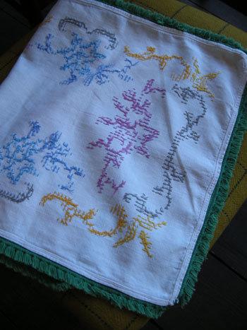 ヴィンテージ刺繍 / DENMARK_c0139773_14323996.jpg