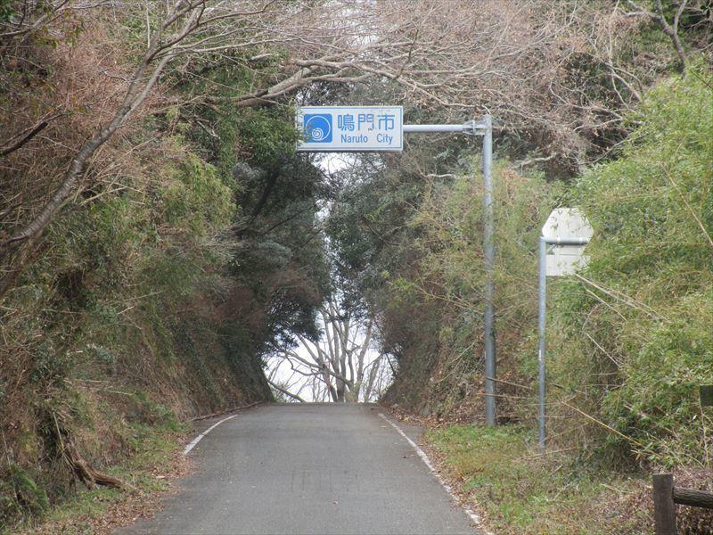 今年初めての大坂峠RUN_e0201281_19522608.jpg