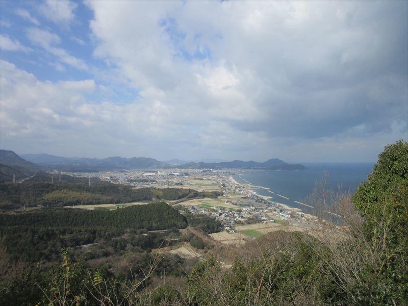 今年初めての大坂峠RUN_e0201281_19522666.jpg