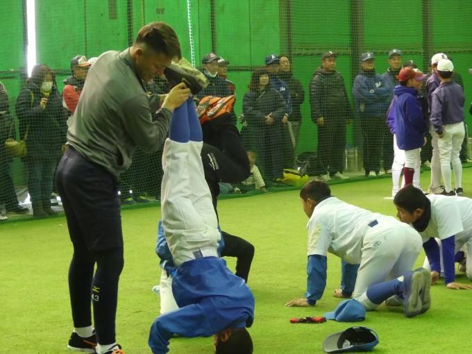 「堺ビッグボーイズ中学部体験会2019」開催!_f0209300_19551011.jpg
