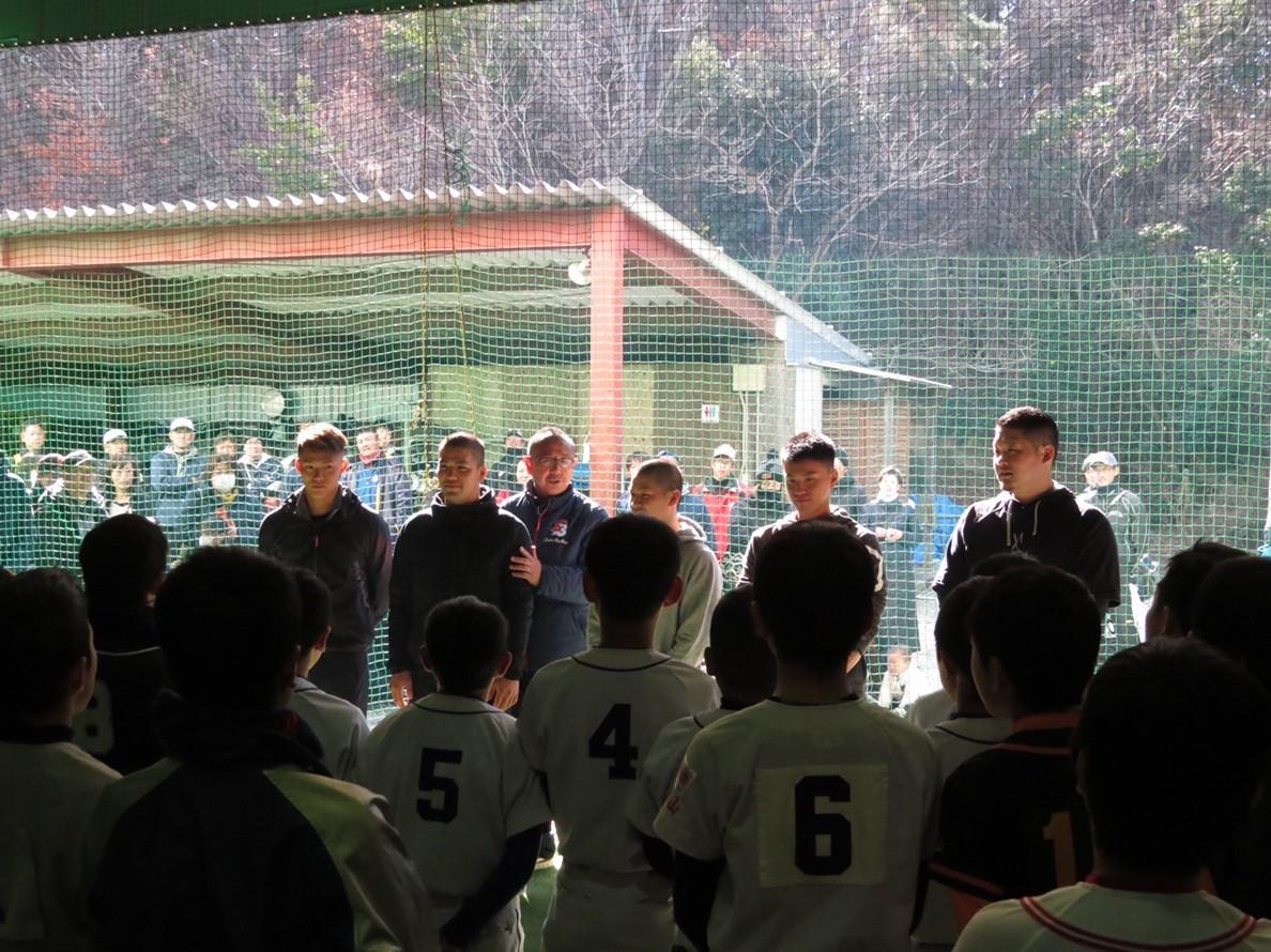 「堺ビッグボーイズ中学部体験会2019」開催!_f0209300_19551102.jpg