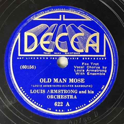SPレコード入荷しました その5 サッチモ_a0047010_19570951.jpg