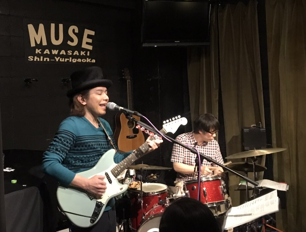 "『森広隆 ""half & half\"" session live Vol.2』_f0181924_23160090.jpg"