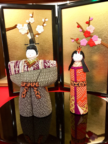 ひな人形展を山陽新聞の記事に取り上げていただきましたぁ〜(╹◡╹)_a0071934_11263569.jpg