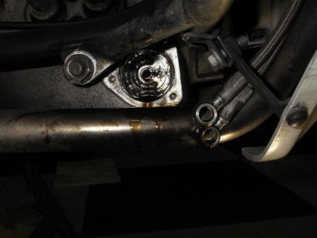 BMW  R100GS   継続検査と軽整備_e0218639_12271770.jpg