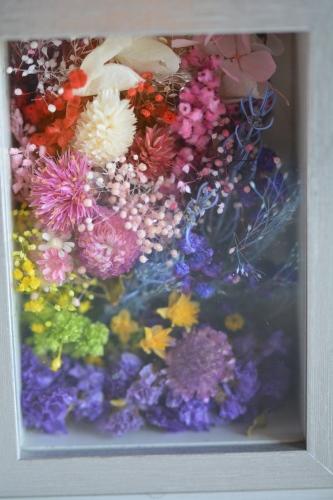 虹色フォトフレーム_b0307951_20331552.jpg