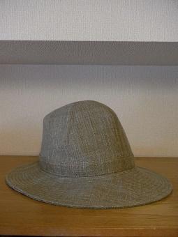 「帽子工房」〜オーダーハンドメイド〜 編_c0177259_20535135.jpg