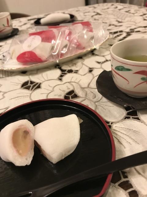 新年の和菓子でお茶時間_a0180279_19012037.jpg