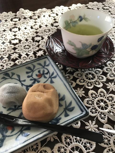 新年の和菓子でお茶時間_a0180279_19083985.jpg