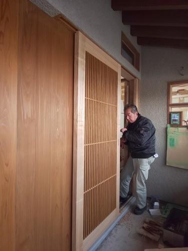 ■木製建具■_e0188083_22271624.jpg