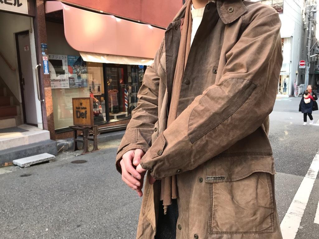マグネッツ神戸店 土臭く機能的なワックスコットンアイテム!_c0078587_14331645.jpg