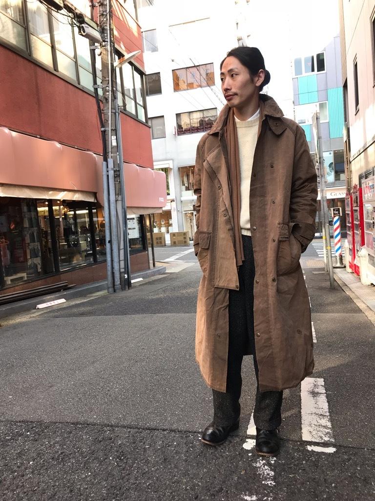 マグネッツ神戸店 土臭く機能的なワックスコットンアイテム!_c0078587_14331656.jpg