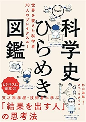 「セレンディピティ」という言葉を避けた「ひらめき本」_c0025115_21303750.jpg