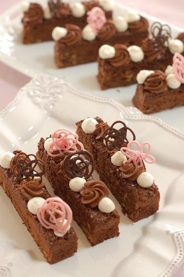 2019年応用クラスのお菓子教室レッスン内容は「レクタンブルショコラ」_e0071324_14171316.jpg