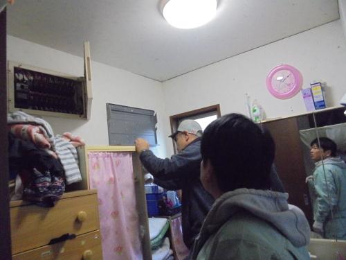 A様邸(廿日市市津田)オムロン蓄電池9.8kw工事_d0125228_07270993.jpg