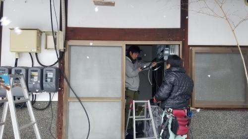 S様邸(廿日市市津田)オムロン蓄電池6.5kw工事_d0125228_07455926.jpg