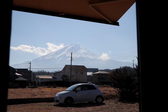【富士山が見えるレストラン】リロンデル/河口湖_e0234741_12380775.jpg