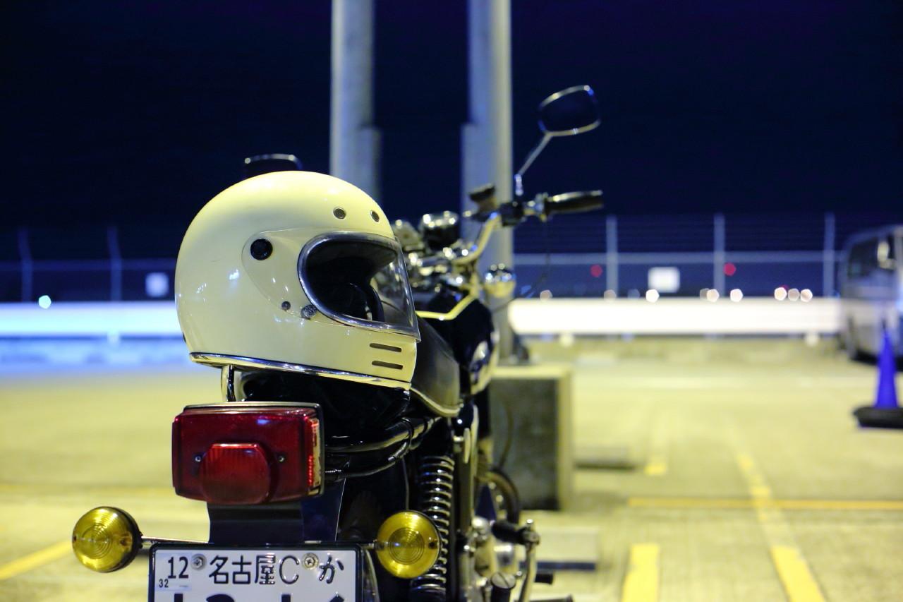 ラビットスクーターとトンガリテントと夜会_b0078651_01160464.jpg