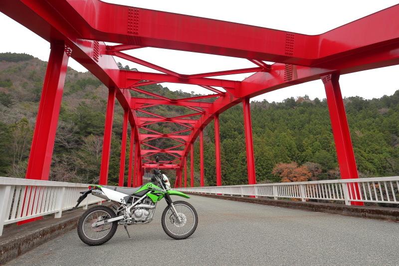 UFOラインの帰りは、長沢ダム経由で_a0077663_15582664.jpg
