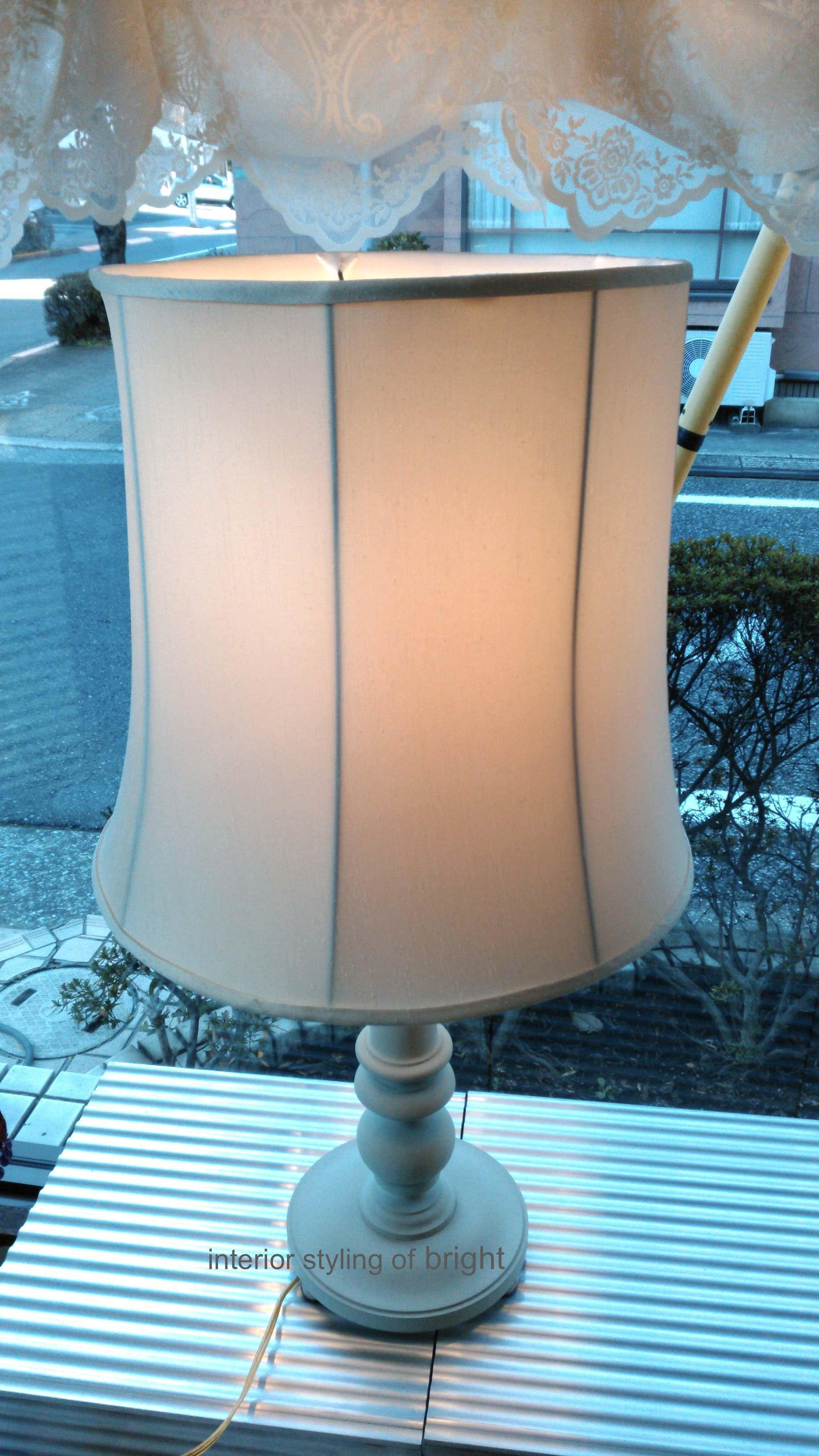 ランプシェード 張替 ウィリアムモリス正規販売店のブライト_c0157866_17320340.jpg