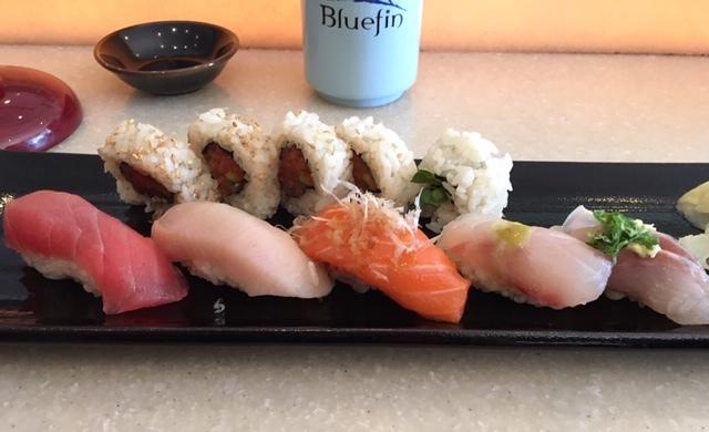 Bluefin レストラン@NewportBeach Restautant Week_e0350971_08263452.jpg