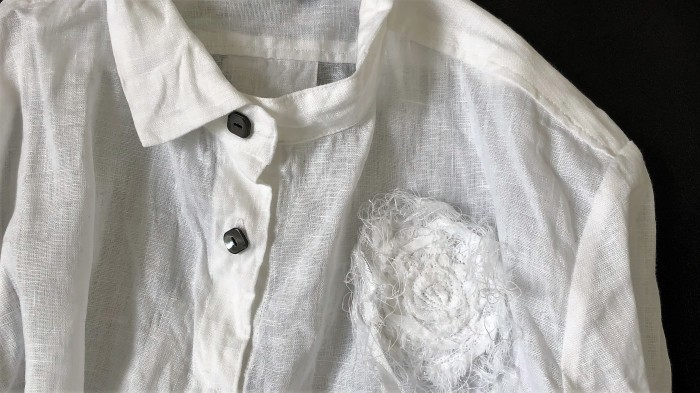 モチーフ付きのシャツ_a0152283_12533693.jpg
