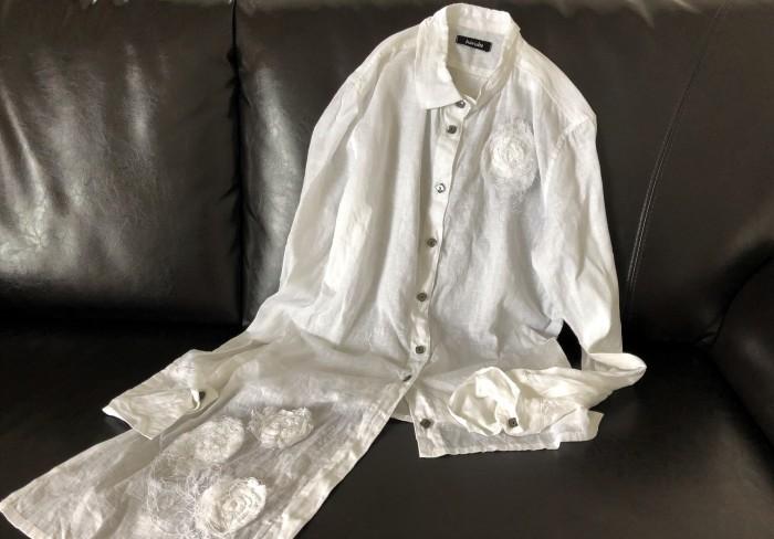 モチーフ付きのシャツ_a0152283_12535172.jpg