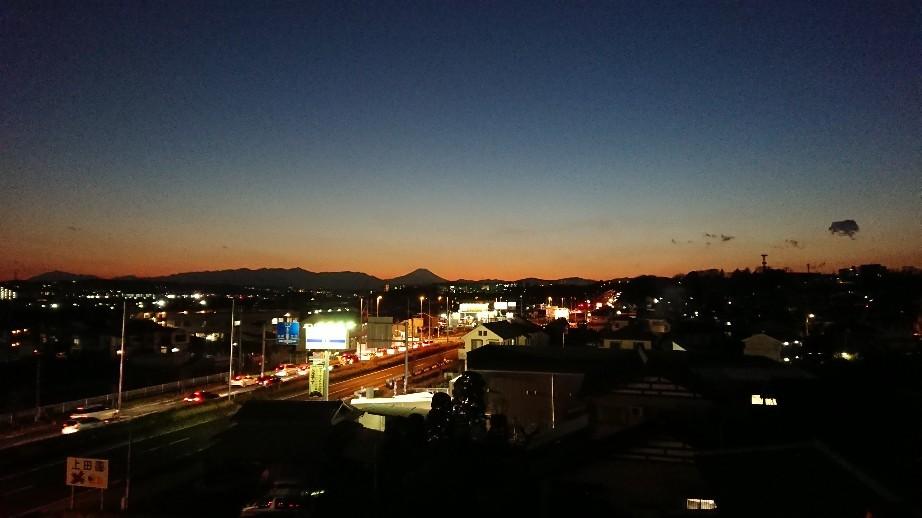 1/21の富士山_b0042308_18284652.jpg