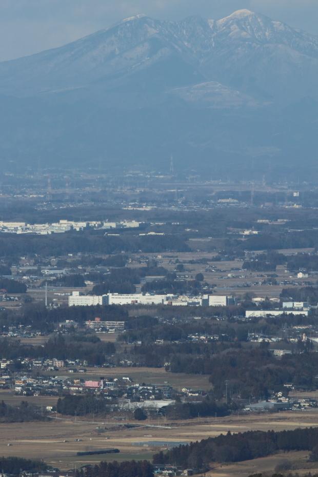 那須岳を望む平野を走る汽車 - 2019年冬・真岡鉄道 -_b0190710_22183727.jpg