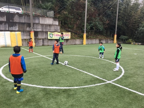ゆるUNO 1/20(日) at UNOフットボールファーム_a0059812_16492257.jpg