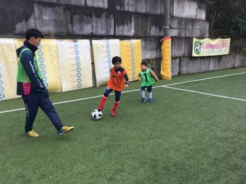 ゆるUNO 1/20(日) at UNOフットボールファーム_a0059812_16494977.jpg
