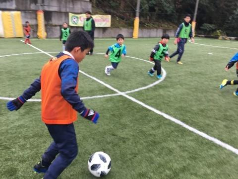 ゆるUNO 1/20(日) at UNOフットボールファーム_a0059812_16501107.jpg