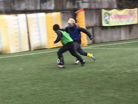 ゆるUNO 1/20(日) at UNOフットボールファーム_a0059812_16510540.jpg
