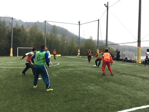 ゆるUNO 1/20(日) at UNOフットボールファーム_a0059812_16511316.jpg