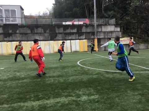 ゆるUNO 1/20(日) at UNOフットボールファーム_a0059812_16511660.jpg