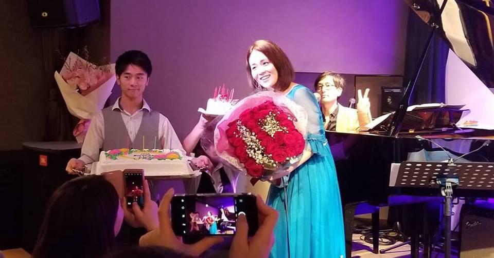 10th&Birthdayワンマンライブ@大阪♪_a0271541_23372520.jpg