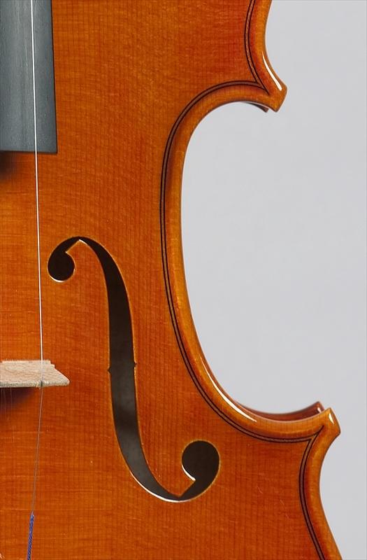 2007年 ヴァイオリン ストラディバリモデル_a0197551_08283265.jpg