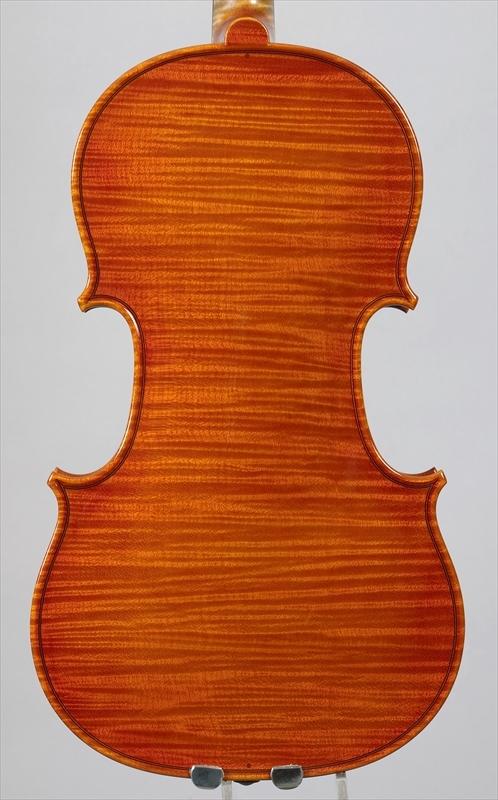 2007年 ヴァイオリン ストラディバリモデル_a0197551_08291326.jpg