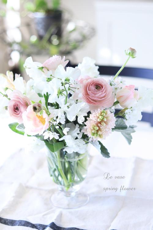 マシュマロカラーの春のお花_e0158653_17344802.jpg