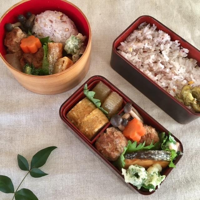 lunch box  週の始まり_a0165160_14562797.jpg