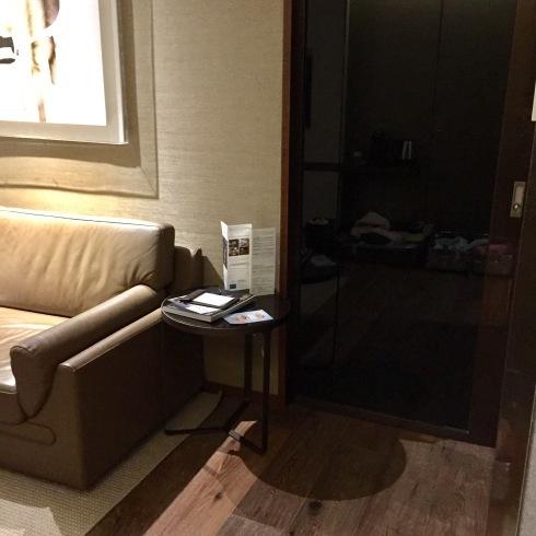 小学生連れソウル 7 コートヤード・ソウル南大門マリオットのスイートルーム_f0054260_14351164.jpg