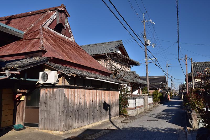 北国街道を行く 長浜から木之本へ_e0164563_10150499.jpg