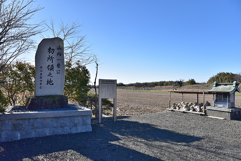 北国街道を行く 長浜から木之本へ_e0164563_10150543.jpg