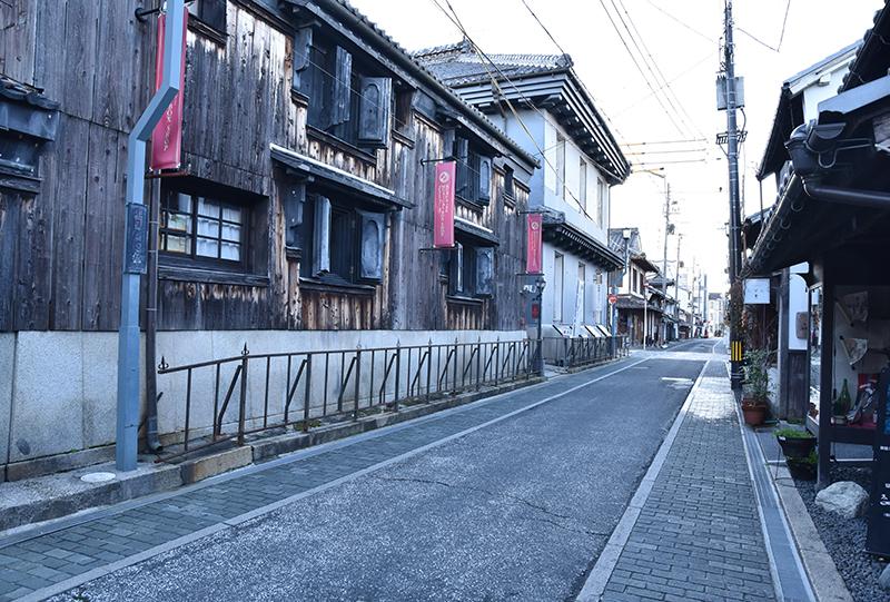 北国街道を行く 長浜から木之本へ_e0164563_10150643.jpg