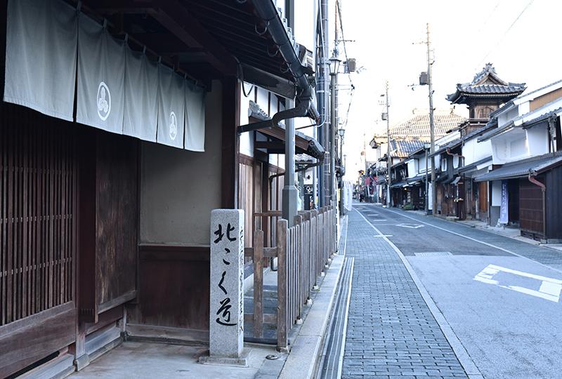 北国街道を行く 長浜から木之本へ_e0164563_10150690.jpg