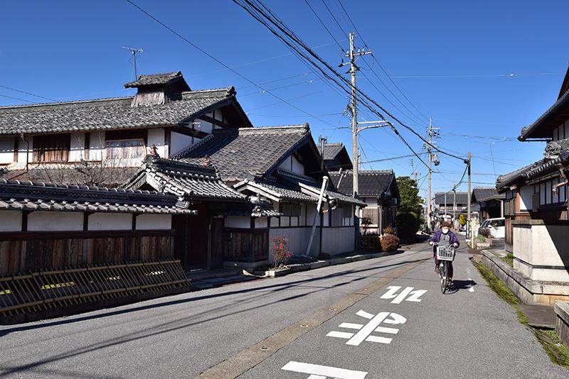 北国街道を行く 長浜から木之本へ_e0164563_10151620.jpg